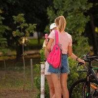 Розовый - цвет Барби :: Анатолий Шулков