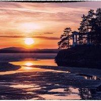 Весенний вечер на озере :: Dmitry Ozersky