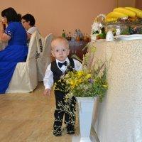 В детстве,я был на одной свадьбе....понравилось. :: Георгиевич