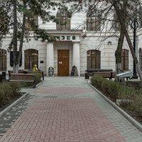 Внутренний дворик музея. :: Юрий ЛМ