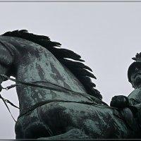 5.Памятник Николаю I и его фрагменты :: Юрий Велицкий