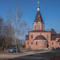 Храм Сорока мучеников Севастийских в г. Конаково. :: Михаил (Skipper A.M.)
