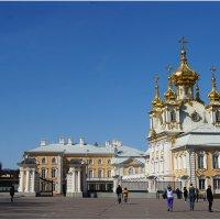 Петергофский дворец. :: Лариса С.