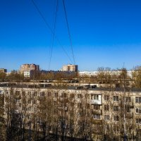 Вид с Турку 22 корп 1 :: Роман Алексеев