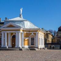 Петропавловская крепость. Ботный домик :: Игорь Викторов