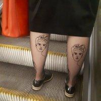 Мода в метро :: Николай Галкин