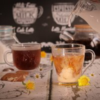 Чай со сливками :: Irene Irene