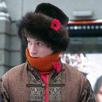 мужской образ персонаж :: Олег Лукьянов