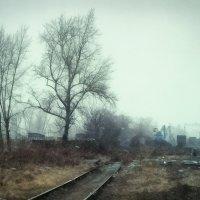 """из серии """"Депрессивные пейзажи"""" :: Денис Масленников"""