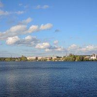 Кыштымский пруд :: Александр