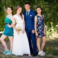 Свадебные воспоминания... :: Георгиевич