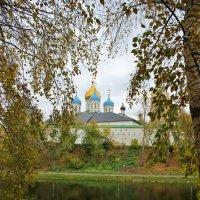 Древнейшая обитель :: Владимир Соколов