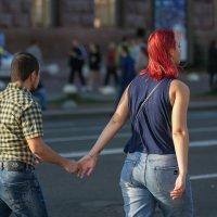 Любовь и город :: Олег