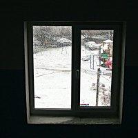 снежное утро :: Любовь