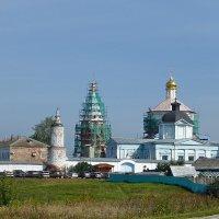 Богородице-Рождественский Бобренев мужской монастырь :: Лидия Бусурина