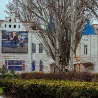 Старые здания в историческом центре Ростова. :: Юрий ЛМ