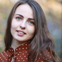 Зеленоглазая :: Юлия Щетинина