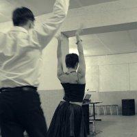 Танец :: Елена Минина