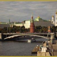 Дорогая моя столица,золотая моя Москва! :: Нина Андронова