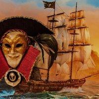 """Маска """"Капитан"""". Или """"Пират""""? :: Юрий ЛМ"""