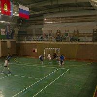Футбольные баталии местного значения :: Сергей Цветков