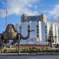 Арт-объект, символ города Челябинска. :: Надежда