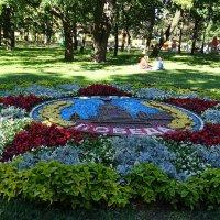 городские украшения к великому празднику 9 мая! :: Anna-Sabina Anna-Sabina