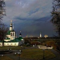 После дождя... :: Владимир Шошин