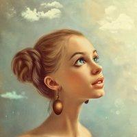Облака-мечты :: Дина Агеева