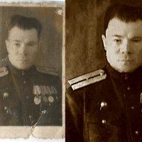 Мой дед Роман Инокентевич Долгих :: Владислав Савченко