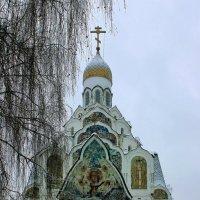 На горке кокошников :: Владимир Соколов