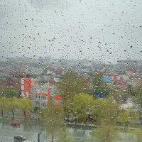 """""""Дождь весенний, дождь веселый, Дождь в умильный месяц май,..""""(В. Брюсов) :: Надежда"""