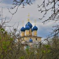 Весна в усадьбе Коломенское :: Константин Анисимов