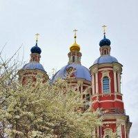 Весна в городе ... :: Константин Анисимов