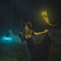 Волшебница с феей :: arthip_off Саша Архипов