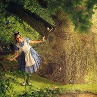 Алиса в стране чудес :: arthip_off Саша Архипов