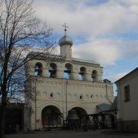 У набатного колокола должно быть отважное сердце.... :: Tatiana Markova