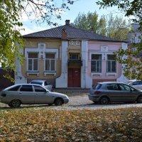 Новочеркасск. Дом по пр. Баклановскому 73. :: Пётр Чернега