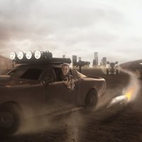 I am Mad Max :: arthip_off Саша Архипов