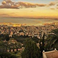 Хайфа.столица севера Израиля :: Осень