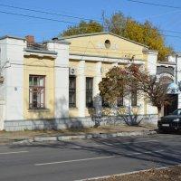Новочеркасск. Дом по пр. Баклановскому 54. :: Пётр Чернега