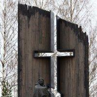 Мемориал памяти. :: Николай Кондаков