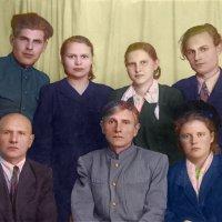 1952 год. Москва. :: Александр Романов