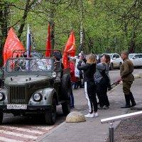 Поздравление ветерана с днём Победы! :: Alex Sash