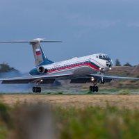 Ту-134-АК :: Roman Galkov