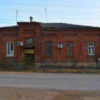 Новочеркасск. Дом по ул. Александровской 173. :: Пётр Чернега
