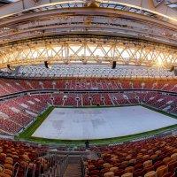 Панорама стадиона Лужников :: Ром@н Т@р@сов