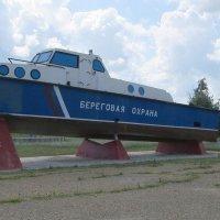 Катер береговой охраны :: Вера Щукина