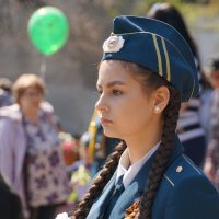 Девушка в карауле :: Наталия Григорьева