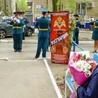 Поздравление участницы ВОВ с Днем Победы :: Raduzka (Надежда Веркина)
